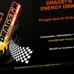 Dragstr'energy boisson énergétique