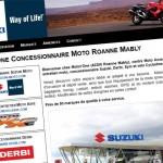 Motor One Suzuki Roanne Mably