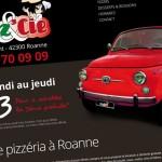 Pizzéria à Roanne