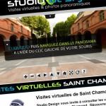 Visites virtuelles 360 degrés haute définition