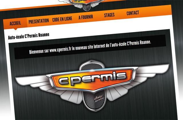 Nouveau site internet pour l 39 auto cole c 39 permis roanne for Site internet pour garage automobile