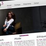 Marque de lunettes mode, high tech et éthique