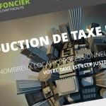 Réduction de Taxe Foncière