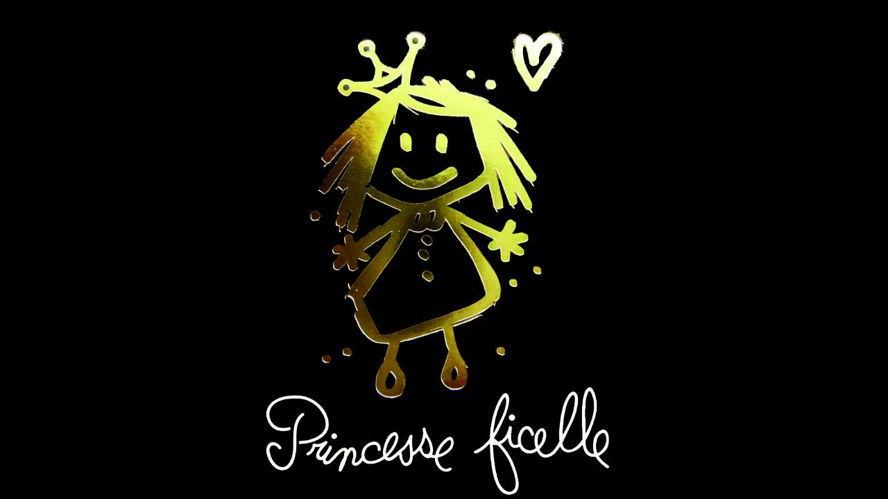 Princesse Ficelle dorée