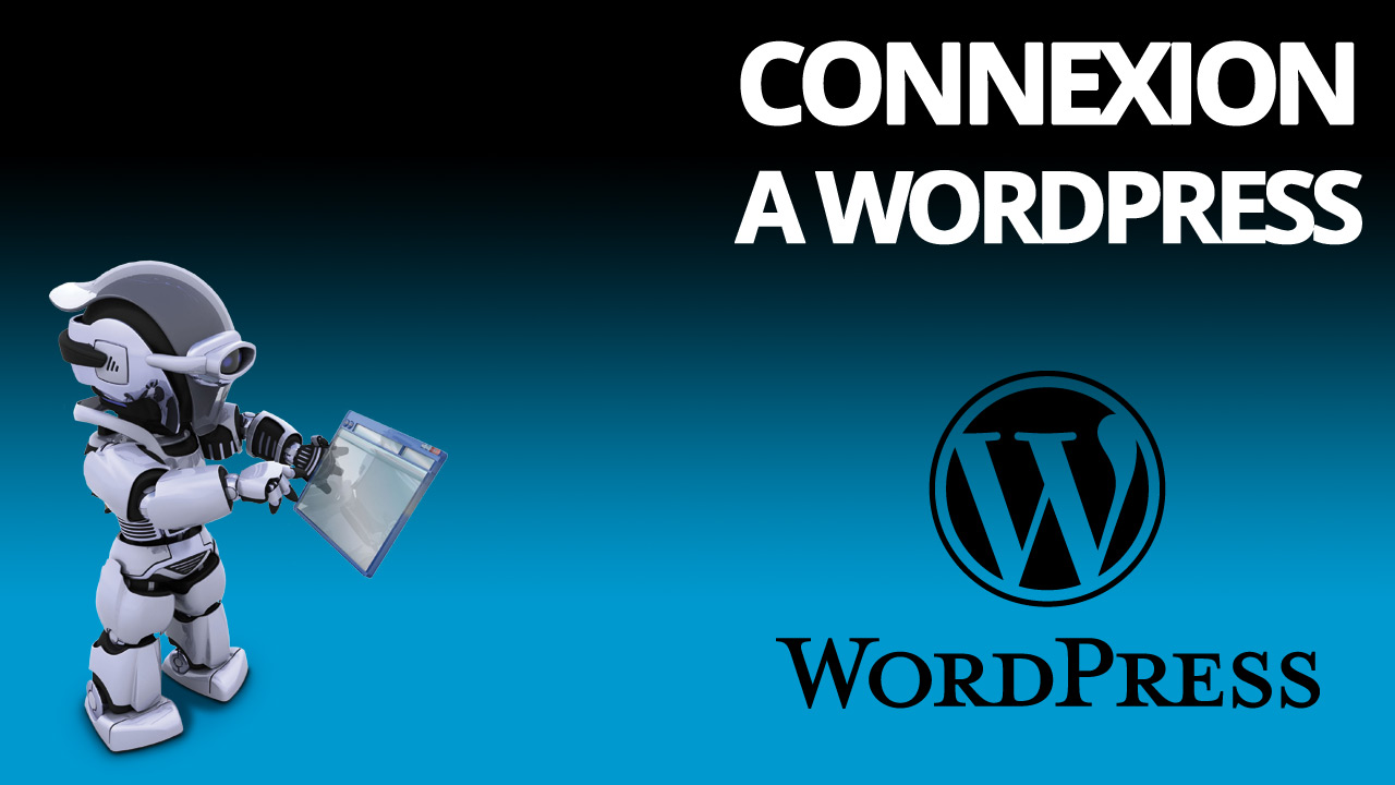 Connexion à WordPress