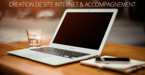 Création de site Internet & accompagnement