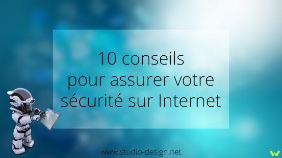 Conseils de sécurité internet
