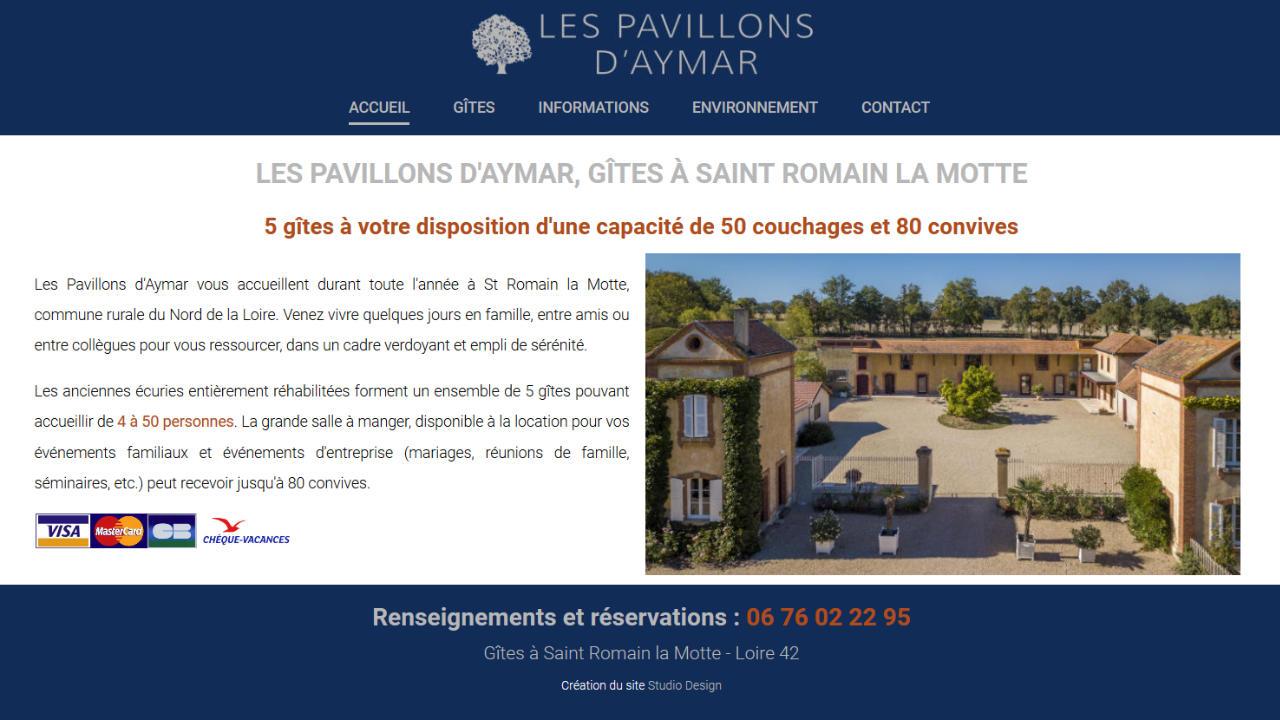 Les Pavillons d'Aymar